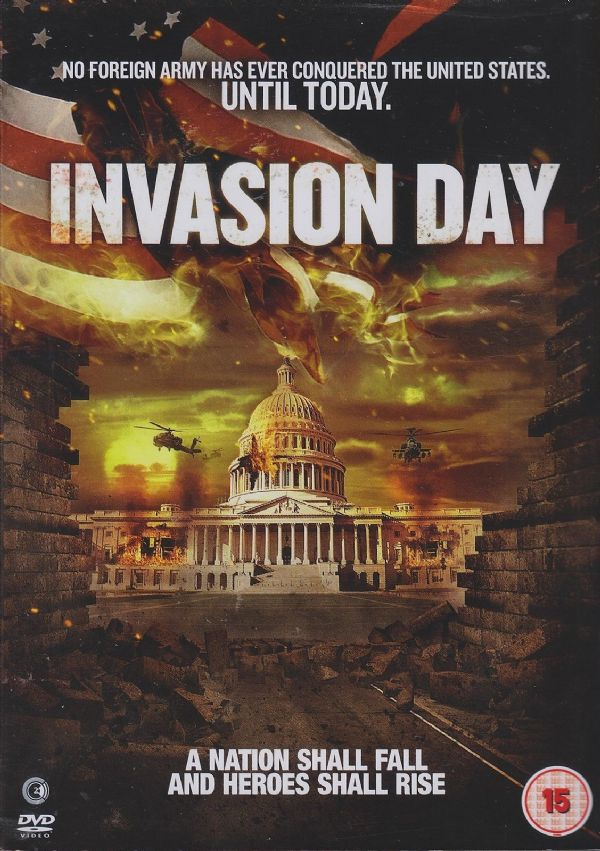Invasion Day (DVD, 2014)  USED